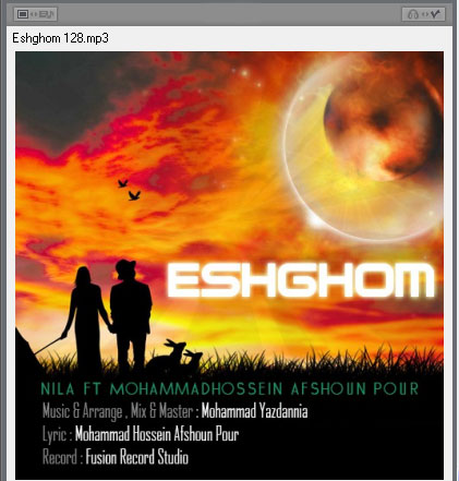 Eshghom-Afshoonpour دانلود آهنگ لری محمد حسين افشون پور و نیلا به نام عشقوم