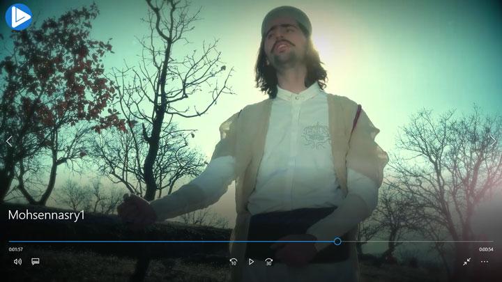 MohsenNasriCoverKhV دانلود موزیک ویدیو جدید محسن نصری به نام خشمت ایایه