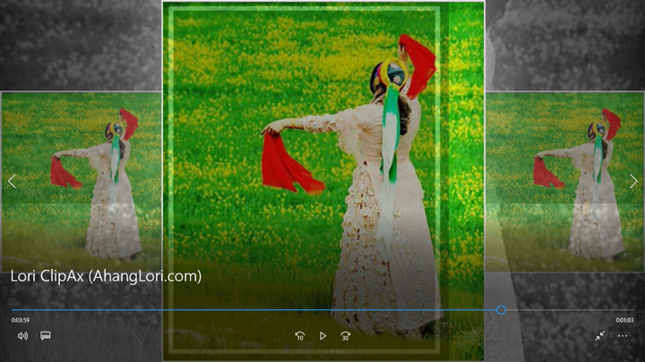 CoverClipax دانلود کلیپ عکس زیبای لری